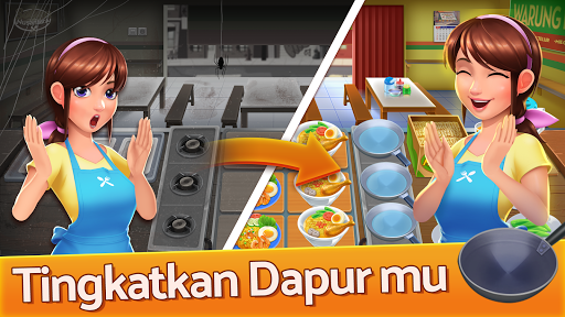 Selera Nusantara : Asian Restaurant Cooking Games 0.1.8.1 screenshots 2