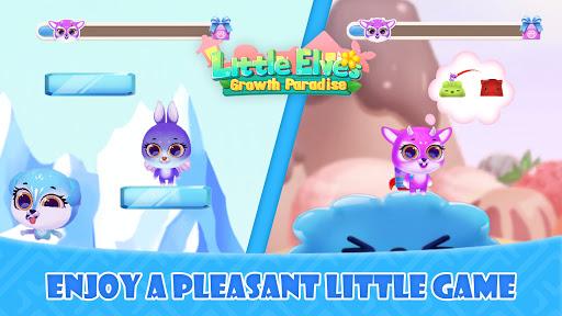 Little Elves - Growth Paradise apktreat screenshots 2