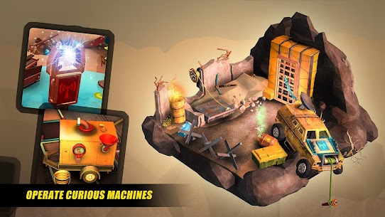 Tiny Robots Recharged MOD APK 1.54 (Purchase Free) 11