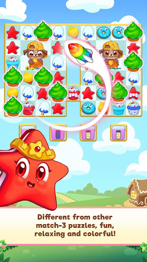 ud83cudf53Candy Riddles: Free Match 3 Puzzle  screenshots 1
