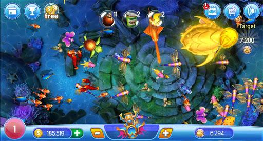 Fish Shooter - Funny fish shooter Apkfinish screenshots 1