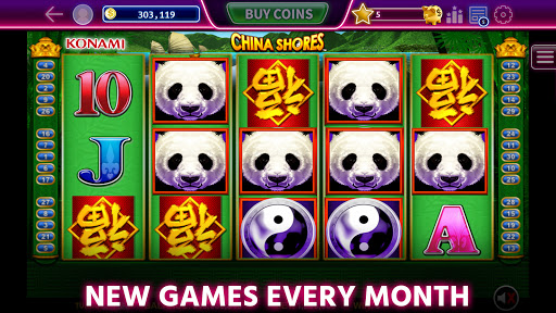 Mystic Slots® - Play Slots & Casino Games for Free apktreat screenshots 2
