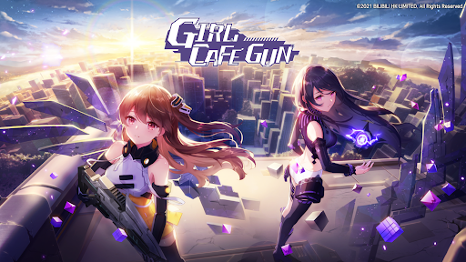 Girl Cafe Gun  screenshots 1