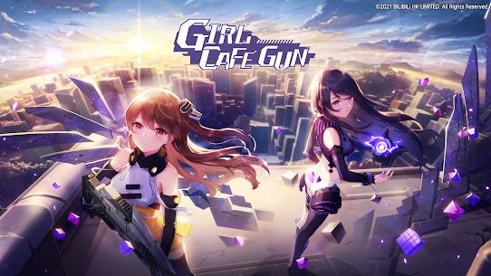 Girl Cafe Gun Apk Mod Download 1