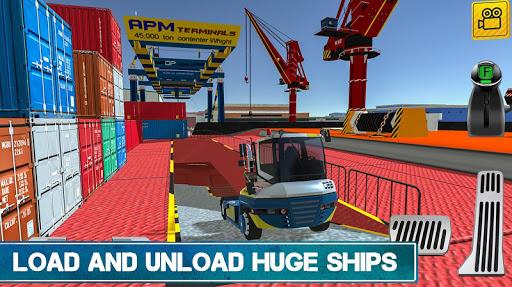 Cargo Crew: Port Truck Driver 1.2 screenshots 8