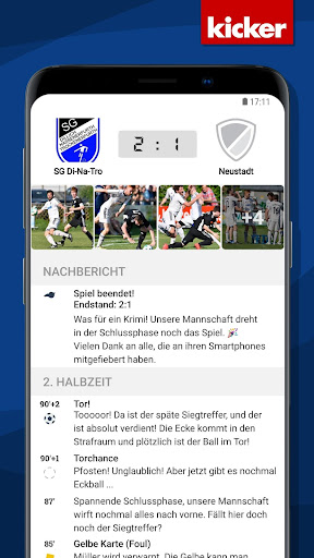 sg dillich/nassenerfurth/trockenerfurth screenshot 2