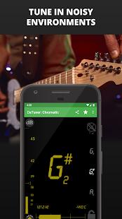 Guitar Tuner, Bass, Violin, Banjo & more | DaTuner 3.203 Screenshots 6