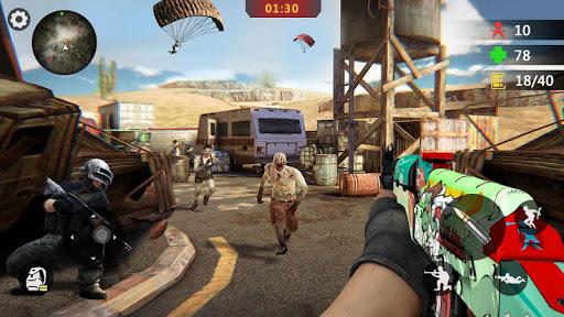 Zombie 3D Gun Shooter- Fun Free FPS Shooting Game 1.2.5 Screenshots 6