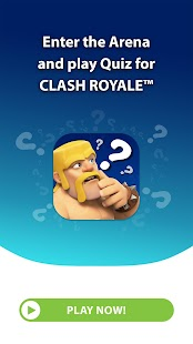 Quiz for Clash Royale™ Screenshot
