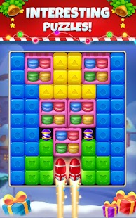 Toy Bomb: Blast & Match Toy Cubes Puzzle Game Screenshot