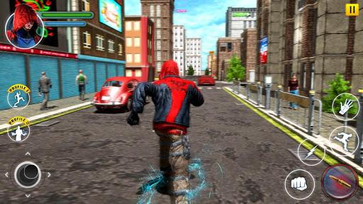Incredible SuperHero Games : Crime City Gangster screenshots 3