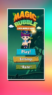Magic Bubble Shooter Classic Puzzle Game