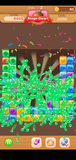 Fruit Pop Blast - Starry Winner  screenshots 2