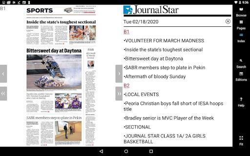 eJournal Star 3.2.27 screenshots 5