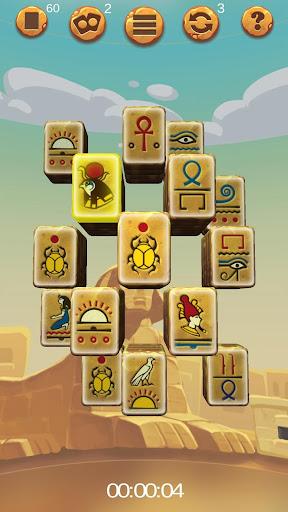 Doubleside Mahjong Cleopatra 2.9 screenshots 5