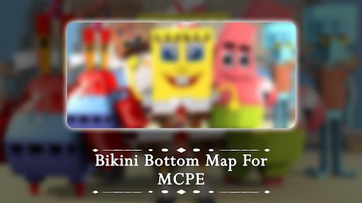 Bikini Bottom Map for MCPE screenshots 3
