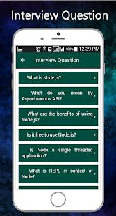 Learn NodeJS Offline Tutorial