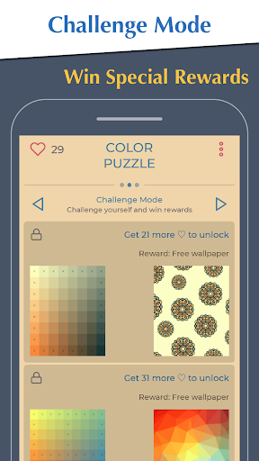 Color Puzzle Game - Hue Color Match Offline Games 3.16.0 screenshots 13