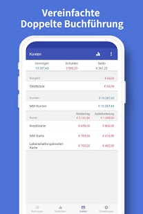 Haushaltsbuch : Money Manager Screenshot