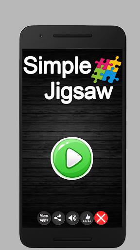 Simple Jigsaw Puzzle: Play Jigsaw Puzzle 2.5 screenshots 1