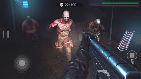 Zombeast: Survival Zombie Shooter APK + MOD (Unlimited Money) 3
