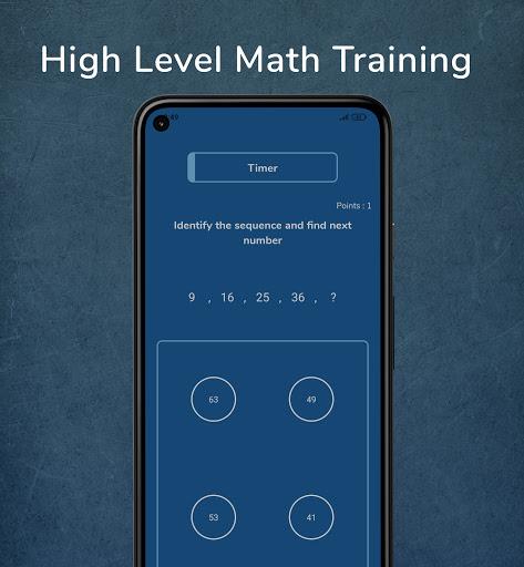Mental Calculation speed : Calculation Training  screenshots 4