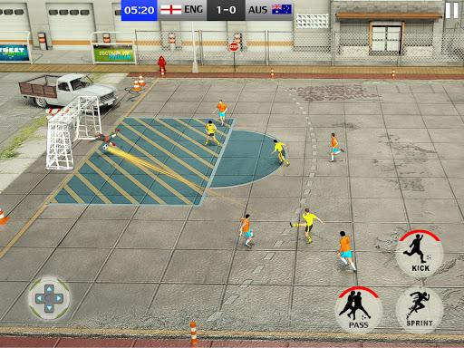 Street Soccer Games: Offline Mini Football Games 3.0 Screenshots 17