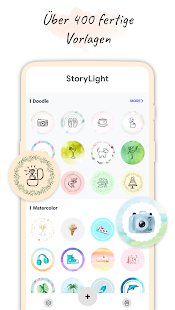 Highlight Cover Maker für Instagram - StoryLight Screenshot
