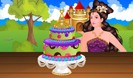 Princess birthday cake For PC Windows (7, 8, 10, 10X) & Mac Computer Image Number- 12