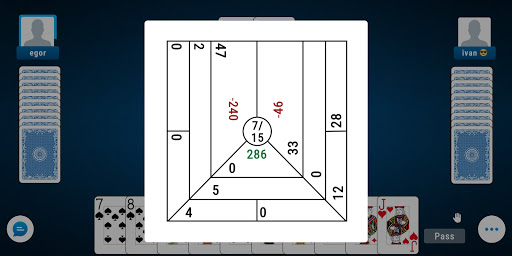 Preferans: Classic Online Card Game apkdebit screenshots 11
