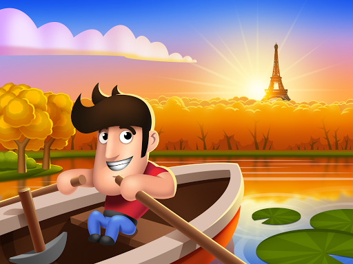 Diggy's Adventure: Challenging Puzzle Maze Levels screenshots 5