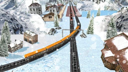 Train Games Simulator : Indian Train Driving Games 4.5 Screenshots 2