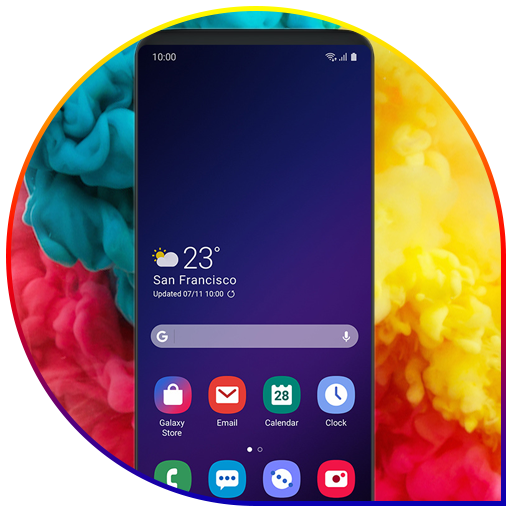 Theme For Samsung One Ui Apps En Google Play