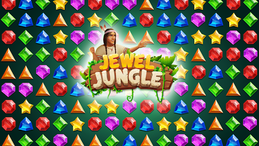 Jewels Jungle Treasure: Match 3  Puzzle 1.7.7 screenshots 6