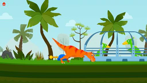 Jurassic Rescue - Dinosaur Games in Jurassic! 1.1.5 screenshots 4