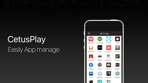 Fire TV Universal Remote Android TV KODI CetusPlay 4.8.0.1 Screenshots 3