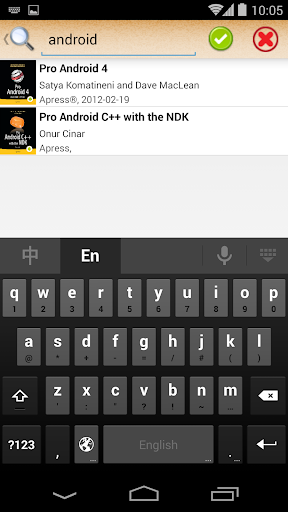 ePub Reader for Android Apk 2