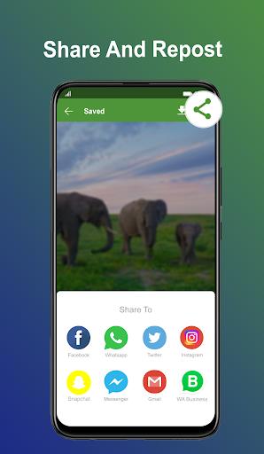 Status Saver - Download & Save Status for WhatsApp 1.6.12.0718 Screenshots 3