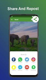 Status Saver - Download & Save Status for WhatsApp screenshots 3