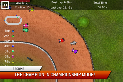 Dirt Racing Sprint Car Game 2 2.6.1 screenshots 1