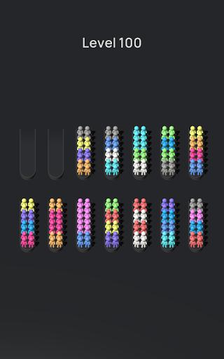 Crowd Sort - Color Sort & Fill  screenshots 14