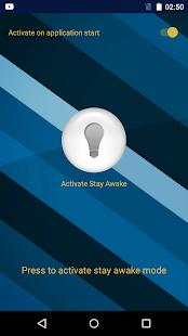 Stay Awake Screen On Free