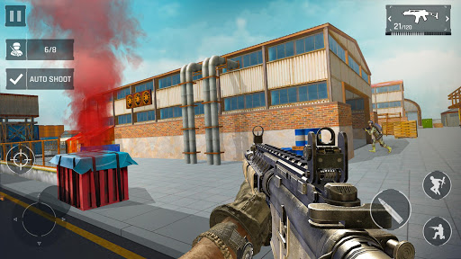 FPS Encounter Shooting - Fun Free Shooting Games 0.9 screenshots 3