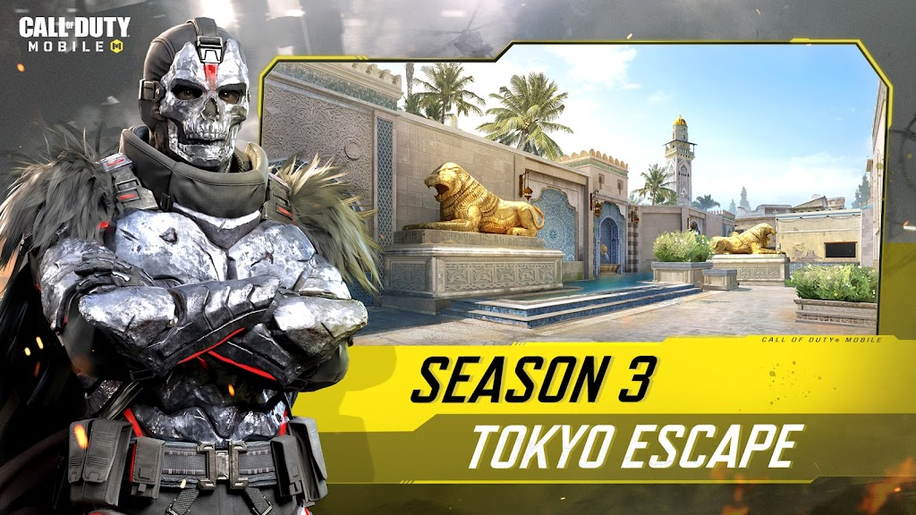Call of Duty®: Mobile - Tokyo Escape poster 0
