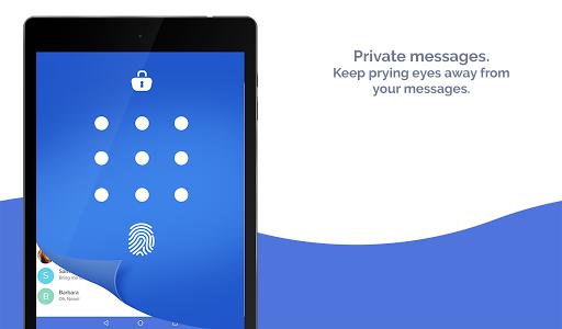 Mood Messenger - SMS & MMS android2mod screenshots 9