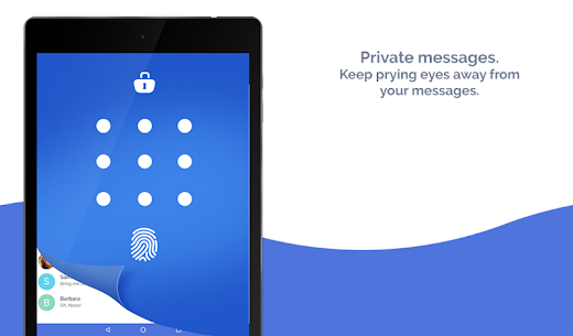 Mood Messenger Mod Apk- SMS & MMS (Lifetime Premium) 9