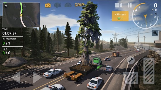 Ultimate Truck Simulator Mod Apk 1.1.3 (Large Amount of Currency) 6