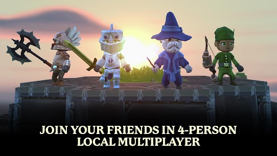 Portal Knights (MOD APK, Paid/Patched) v1.5.4 2