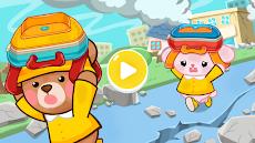 子供の地震安全教育 - 災害避難ゲームのおすすめ画像2
