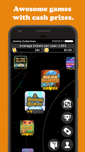 Big Time Cash. Make Money Free 3.6.1 screenshots 1